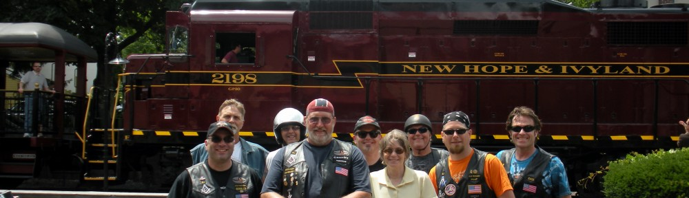 Widows Sons Masonic Riding Association of New Jersey