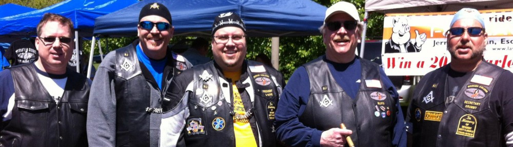 Widows Sons Masonic Riding Association of New Jersey
